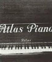楽器の事典ピアノ 第6章 日本の主要ブランド一覧 5 アトラス