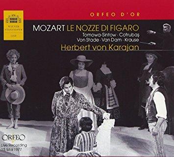 フィガロの結婚「全4幕」モーツァルト作曲