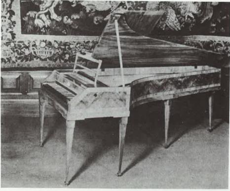 楽器の事典ピアノ 第1章 ピアノの生誕と発達の歴史 6