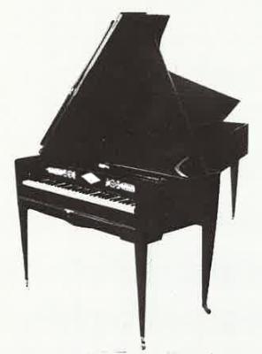 楽器の事典ピアノ 第1章 ピアノの生誕と発達の歴史 9